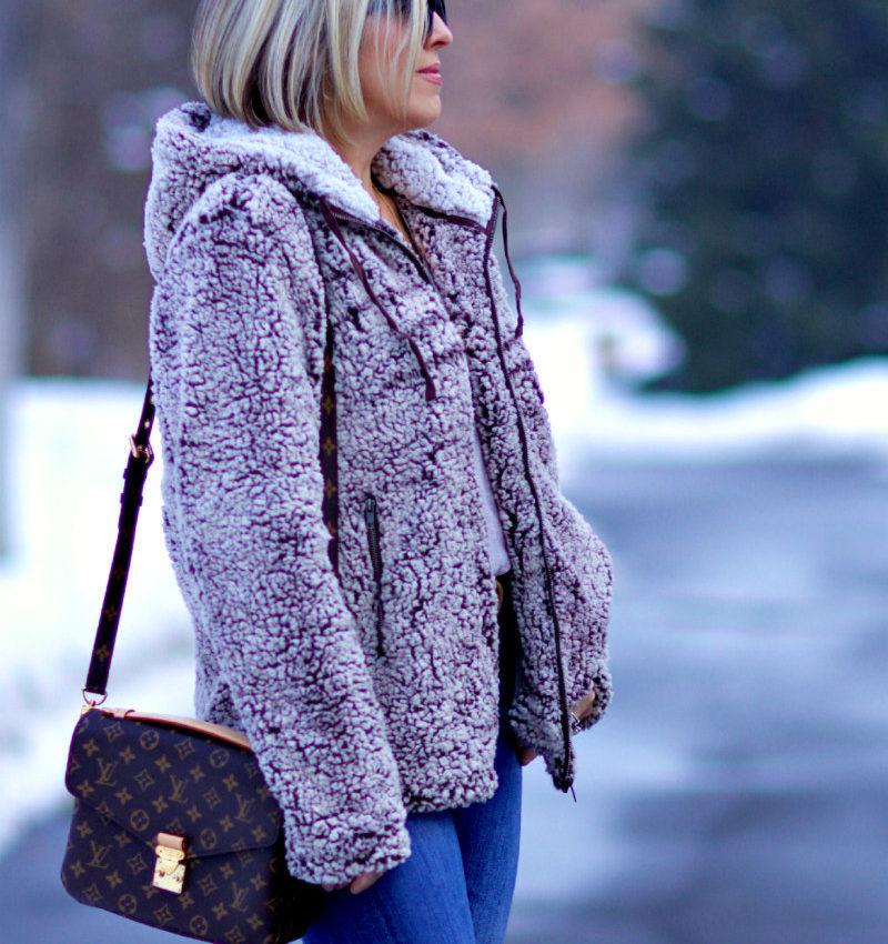 Favorite Fleece Jacket Plus My Other Super Cozy Picks